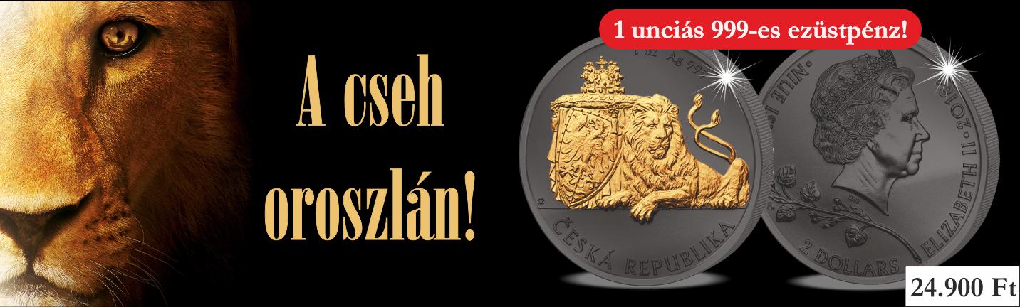 cseh lion