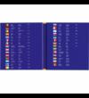 PRESSO érmealbum 2 euró érmékhez