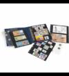 OPTIMA album bélyegeknek, védőtokkal