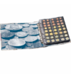 OPTIMA mintás album érméknek