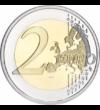 2 euró  UEFA Football EB 2016 Franciaország