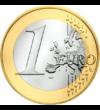 """… Szabad-e locsolni?"", 1 euró, Európai Unió, 2002-2019"