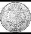 Aranylakodalom, 2 korona, ezüst, Svédország, 1907