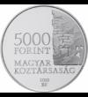 Nagy költő és író óriás, 5000 forint, ezüst, Magyar Köztársaság, 2010