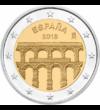 Segoviai akvadukt, Spanyolország, 2016