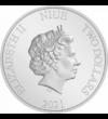 Micimackó, 2 dollár, ezüst, Niue, 2021