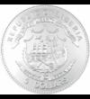 5 dollár Árpád fejedelem Lib. 2009 Libéria