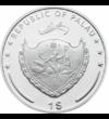 1 dollár IV.(Szép) Fülöp Palau 2016 Palau