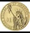 Joe Biden - az USA 46. elnöke  1 dollár  USA