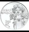 Prága reprezentációs háza,  925-ös ezüst, Csehország, 2012