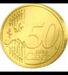 Szűz Mária Magyarok Nagyasszonya, színezett érme, 50 cent, Európai Unió