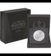 Star wars C-3PO, 2 dollár, 999-es ezüst, 1 uncia, díszcsomagolásban