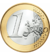 1 euró  Győr Gyűjteményi darab