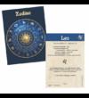 Oroszlán csillagjegy érem, exkluzív díszcsomagolásban