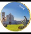 Assisi - Isten hírnöke, Ferenc