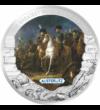 5 dollár Borogyino - Napóleon 2011 Libéria