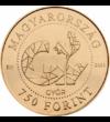 Győr 750 éves, 750 Ft, Magyarország, 2021