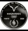 10000 Ft  Nyári Olimpia  Ag  2021 Magyarország