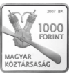 Adorján János és a Libelle, 1000 HUF, Magyar Köztársaság, 2007