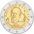 Galileo Galilei // A híres itáliai tudós és csillagászati távcsöve, Olaszország, 2014