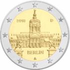 Charlottenburgi kastély A berlini barokk építészet gyöngyszeme, Németország, 2018
