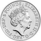 A Diótörő legyőzi az Egérkirályt, 5 font, Nagy-Britannia, 2018