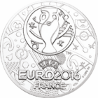 UEFA 2016 foci emlékérem - Anglia