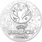 UEFA 2016 foci emlékérem - Spanyolország