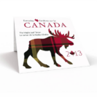 Juharlevél és skótkocka, 50 cent, 2013, Kanada