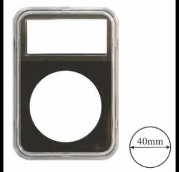 QUICKSLAB (érmetartó kapszula (érme átmérő 40 mm)