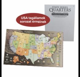 USA tagállamok Tároló USA