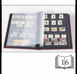 Bélyegalbum 16 oldalas