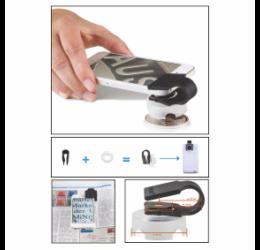 PHONESCOPE makrólencse mobilra szerelhető