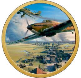 1 dollár, Angliai csata, 2007-2016