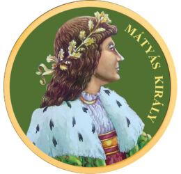 Mátyás király, 50 cent, Európai Unió, 2002-2019