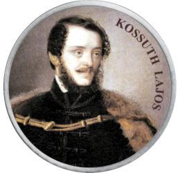 Kossuth Lajos eurócenten, 50 cent, Európai Unió, 2002-2019