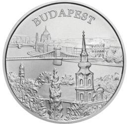 Világörökség Budapesten, 5000 forint, ezüst, Magyar Köztársaság, 2009