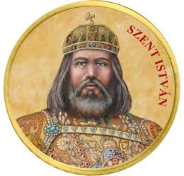 50 cent, Szent István Gyűjteményi darab