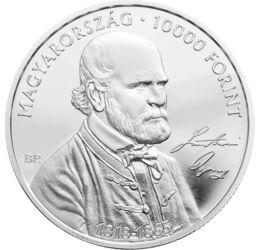 Életmentő kézmosás, 10000 forint, ezüst, Magyarország, 2018