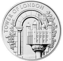 5 font, The Tower-A Fehér Torony2020 Nagy-Britannia