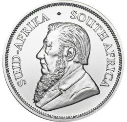 // 1 krugerrand, 999-es ezüst, Dél-Afrika // -