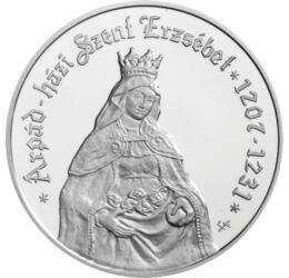 5000 Ft, Szent Erzsébet, ez, tv, 2007 Magyar Köztársaság
