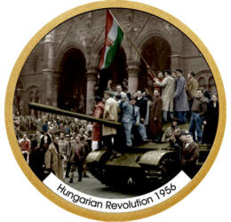 1956-os forradalom, 1 dollár, USA, 2007-2016