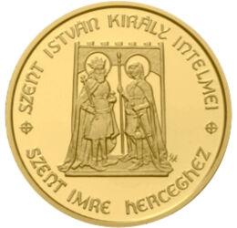 50000 Ft, Szt.István intelmei,ar.2010 Magyar Köztársaság