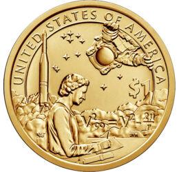 1 dollár, Nativ-U.S.Űr program,2019 USA