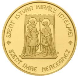 50000 Ft, Szt.István intelmei,ar.2010, Magyar Köztársaság