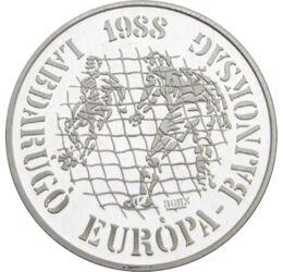 500 forint, , Ag 900, 28 g, Magyar Népköztársaság, 1988