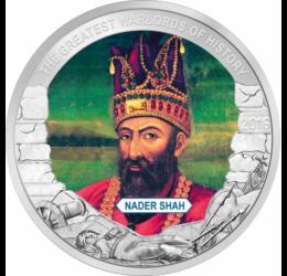 Nádír sah, iráni siíta hadvezér, 1 dollár, Palau, 2016