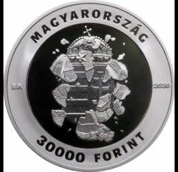 30 éve szabadon, 30000 Ft, ezüst, Magyarország, 2020