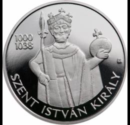 Szent István király, 15000 Ft, Magyarország, 2021